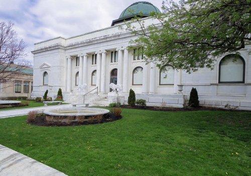 Flower Memorial Library